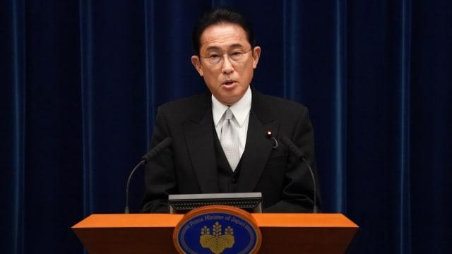岸田文雄以日本首相名义向靖国神社供奉祭品