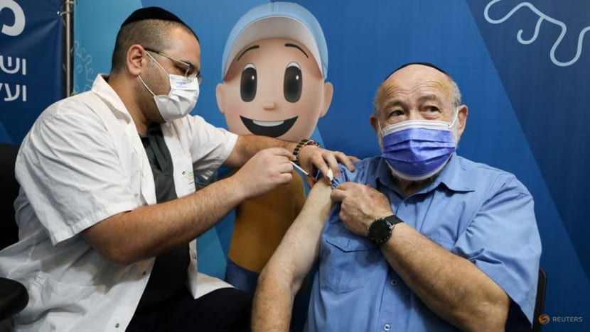 Israel set to offer COVID-19 vaccine booster shots to under 60-year-olds