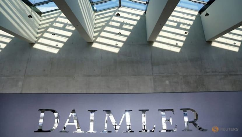 Daimler, Geely mull China as production hub for hybrid powertrains