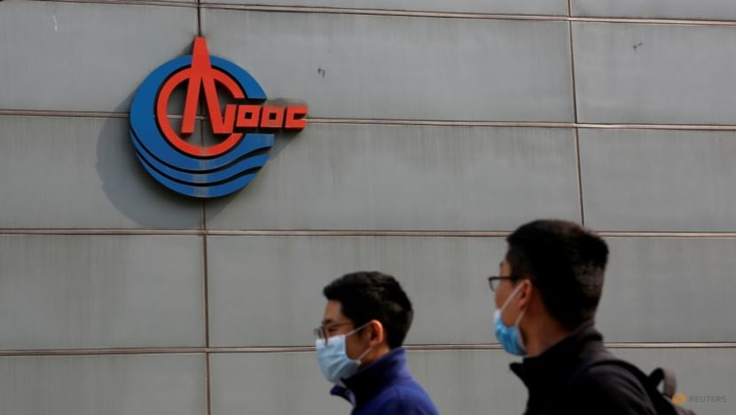 China's CNOOC launches first offshore carbon capture project