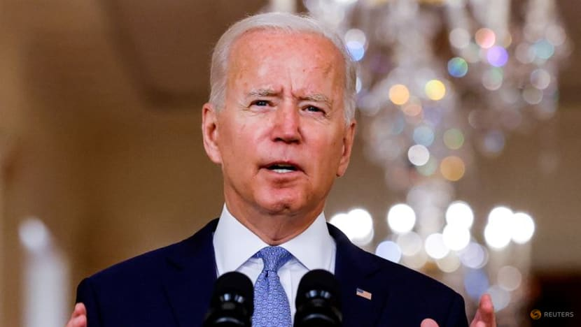Commentary: Joe Biden's Afghanistan exit is a reset on US foreign policy