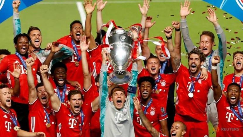 Football: Europe's leagues set to meet over UEFA Champions League plan