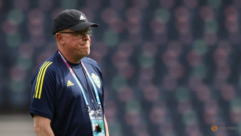 Football: Hard to please everyone with timing of super-subs, says Sweden coach
