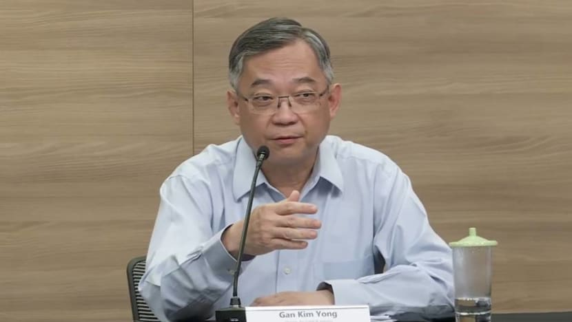 Growing KTV cluster of COVID-19 infections a 'major setback': Gan Kim Yong