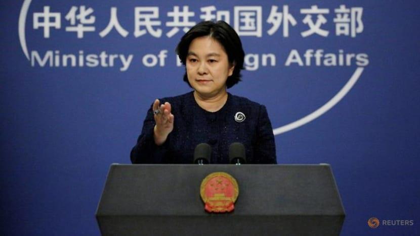 China draws comparison between storming of US Capitol, Hong Kong protests