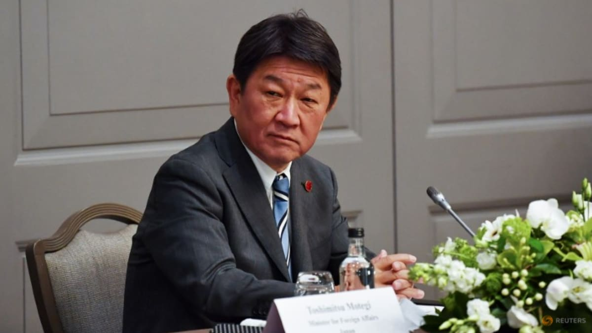 Picture - Japan, citing 'shared values', welcomes Taiwan trade pact application
