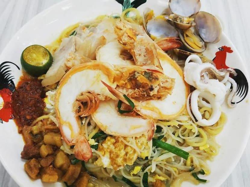 Singapore-style fried Hokkien prawn mee woos Malaysian foodies in Petaling Jaya
