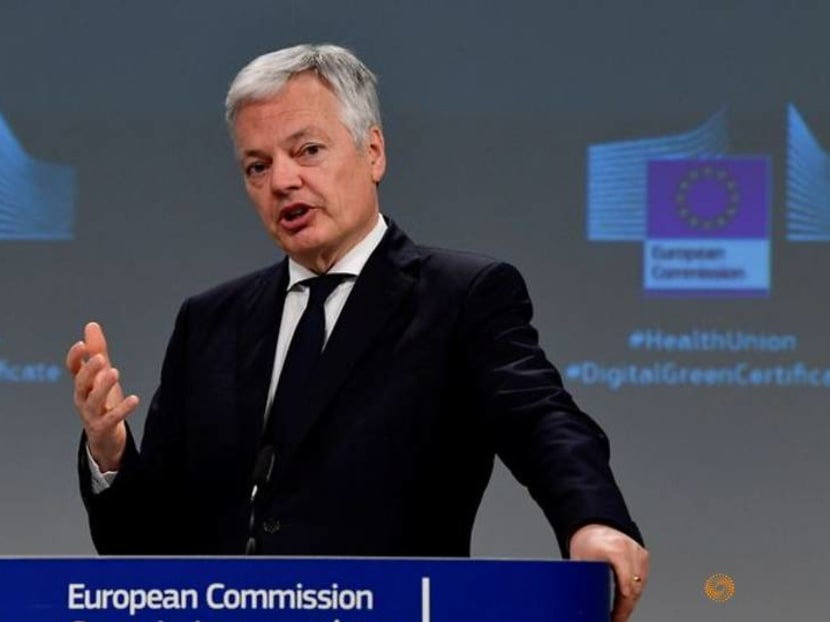 Facing 'crisis of century', EU threatens ban on COVID vaccine exports to UK