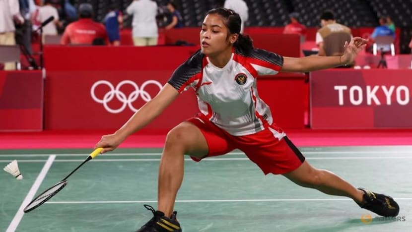 Olympics-From dresses and skorts to hijabs, badminton's women wear what they like