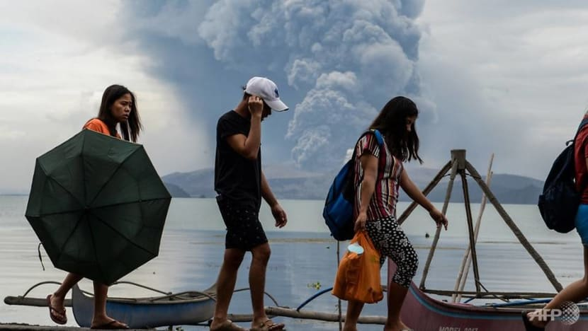Singaporeans advised to defer travel to area near Taal volcano in the Philippines: MFA