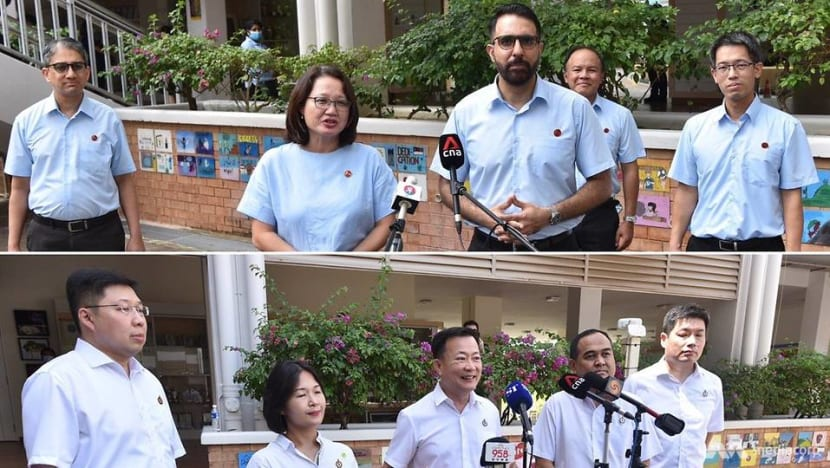GE2020: Workers' Party to defend Aljunied GRC against PAP