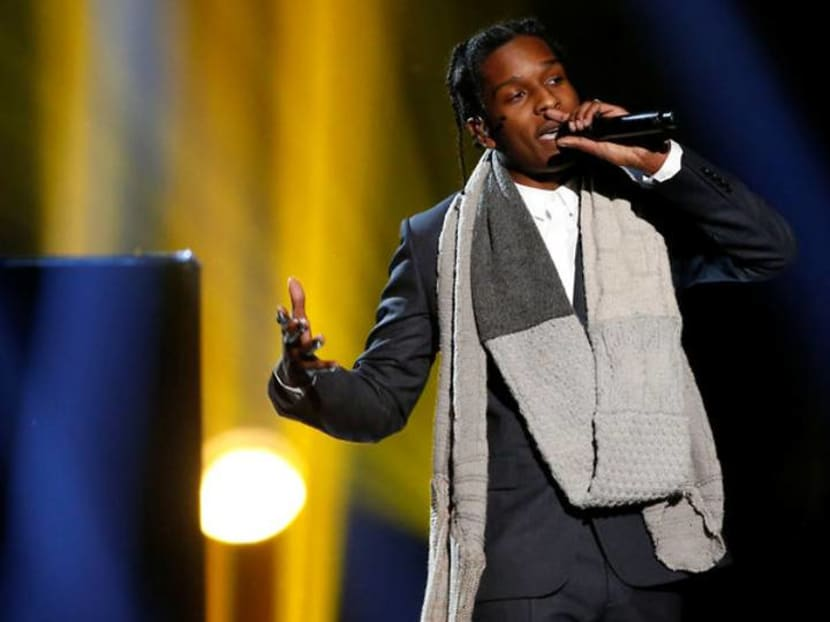 Rapper A$AP Rocky found guilty of assault in Sweden but spared jail time