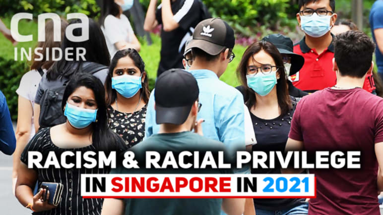 Regardless Of...: Race, racism, privilege – What has changed in Singapore?