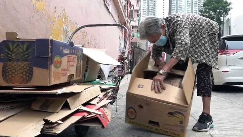 Fear, uncertainty and the grim face of poverty in Hong Kong with COVID-19