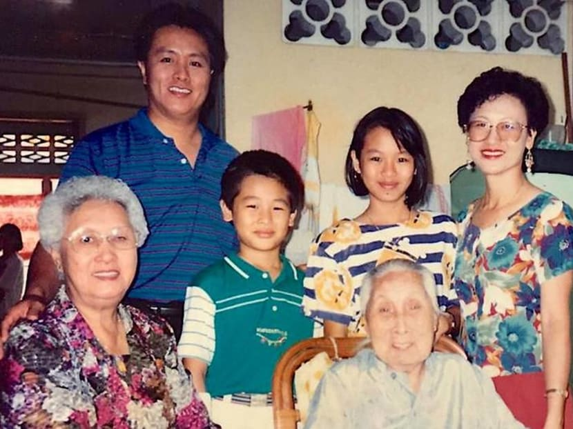 A Malaysian son's journey to a Chinese village to fulfil Ah Ma's wish