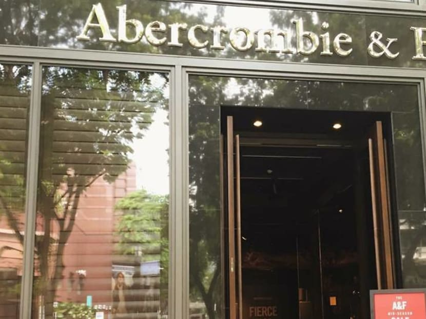 Abercrombie & Fitch to close its only Singapore store on May 2