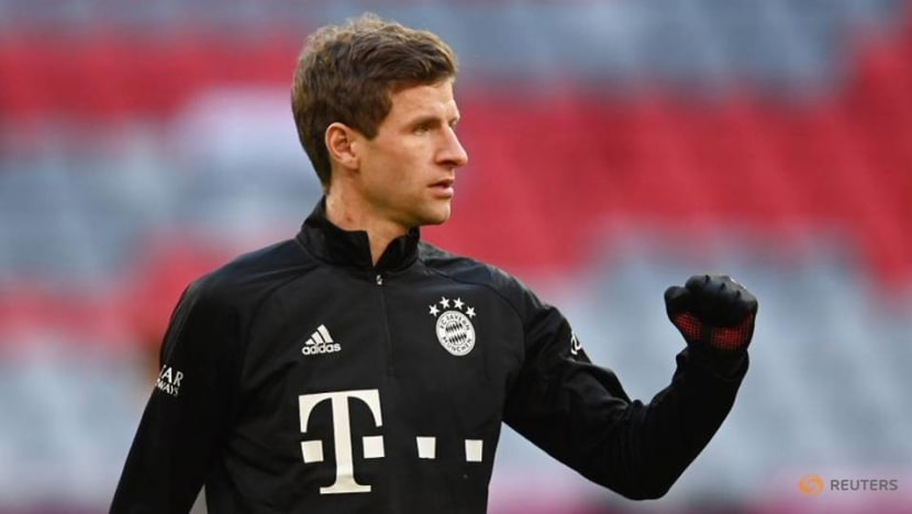 Football: Bayern's Mueller tests positive for COVID-19, misses final, says FIFA