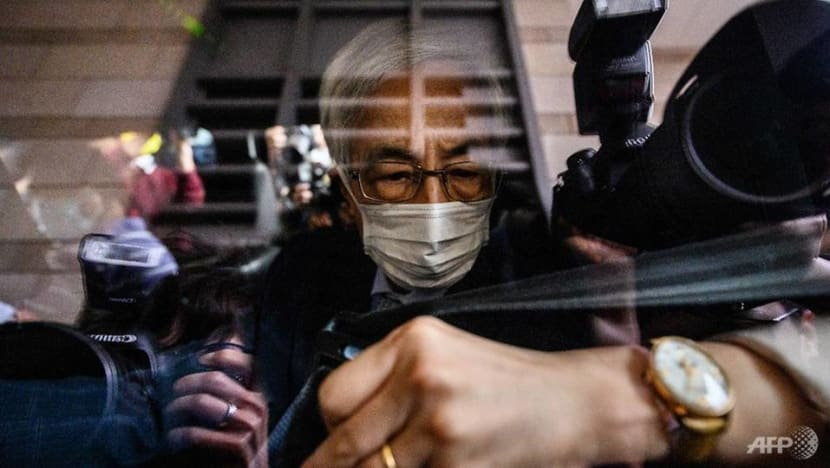 US condemns sentencing of HK activists on 'politically motivated' charges