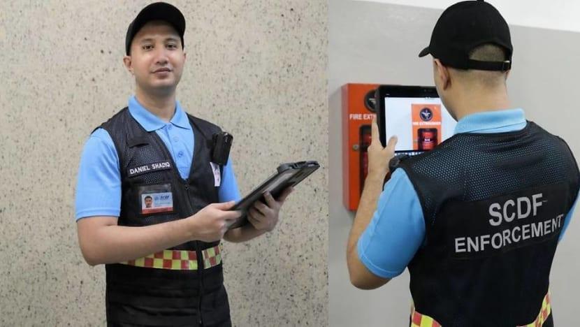 SCDF to outsource 'straightforward' fire safety enforcement checks