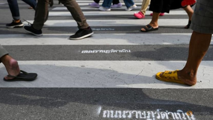 UN rights office calls on Thailand to amend royal insult law