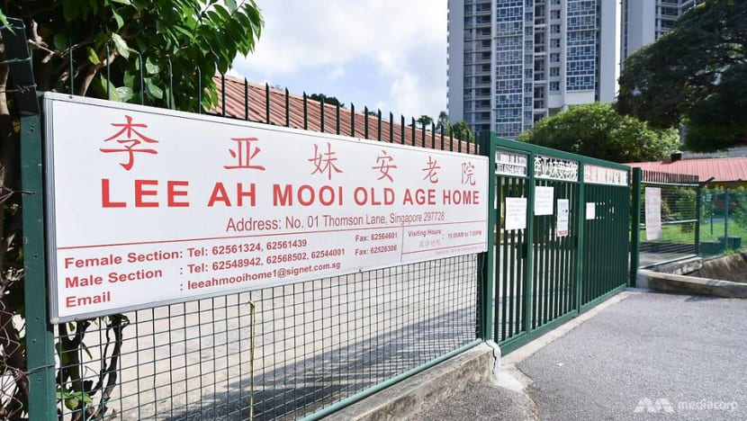 102-year-old woman among those infected with COVID-19 at Lee Ah Mooi nursing home