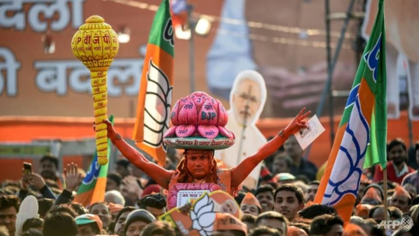 Commentary: The BJP could upset odds at the Delhi elections