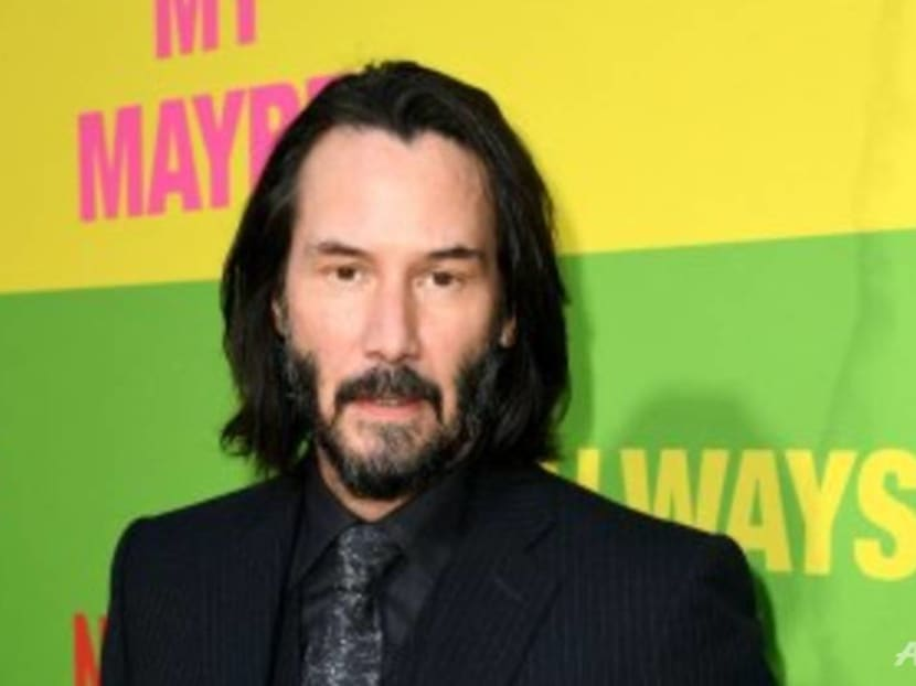 Keanu Reeves' publicist accuses Malaysian paper of fabricating story on actor