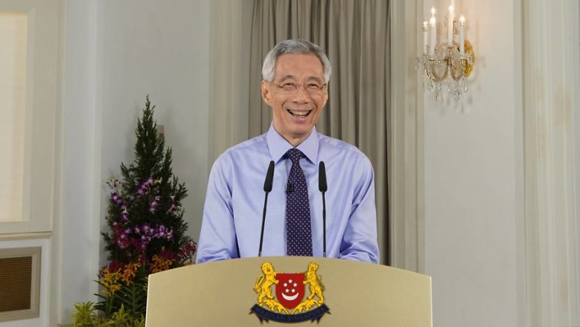 Despite 'exceptionally testing' COVID-19 year, Singapore can see light at the end of the tunnel: PM Lee