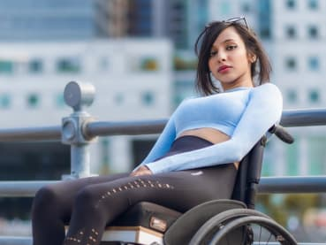 Paralysed at 20, she now fights for disability rights in Singapore