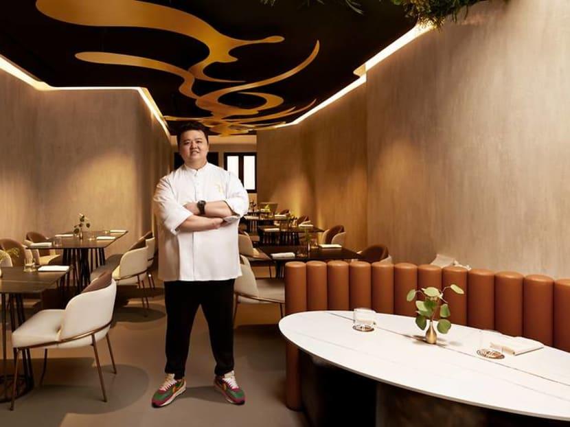 Former Corner House chef Jason Tan opens new restaurant on Tras Street