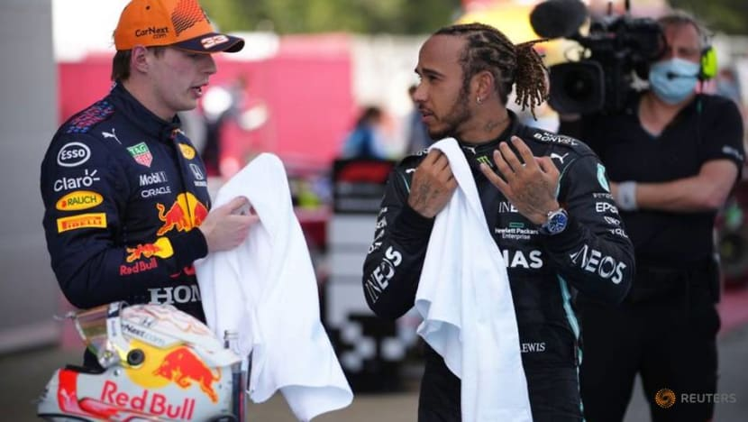 Motor racing: Max is getting under Lewis's skin, says Red Bull boss