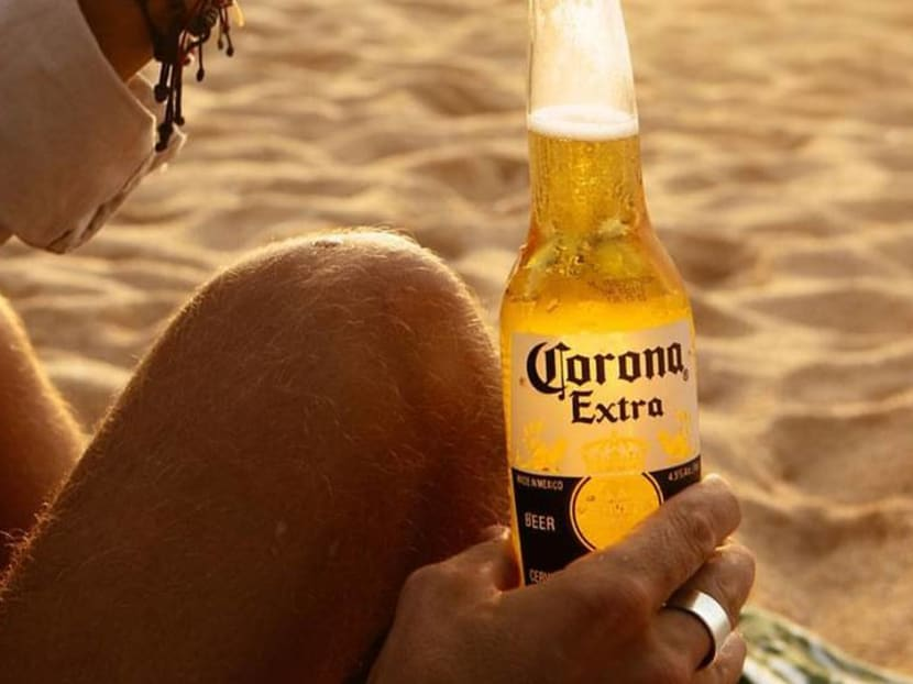 Corona beer isn't related to the virus, right? Still, it's gained a bad rap in the US