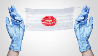 Do you really have to kiss your lipstick goodbye in a pandemic? Perhaps not