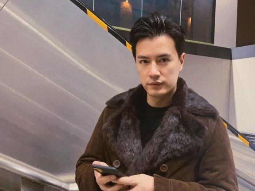Actor Zhang Zhenhuan reveals he's going to be a dad in surprise Instagram post