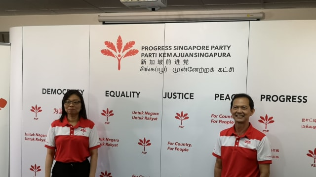 【新加坡大选】前进党进行重组 宣布成立青年团妇女团