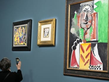 Picasso artworks in Las Vegas hotel fetch more than US$100 million