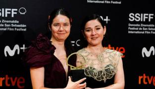 Women win big at San Sebastian Film Festival