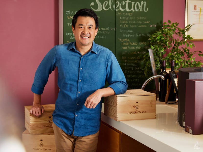 What are wine drinkers in Singapore like? A leading wine distributor shares