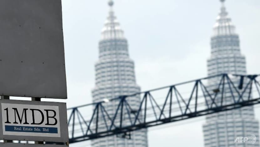 Malaysia recovers US$322 million in stolen 1MDB money: PM's office
