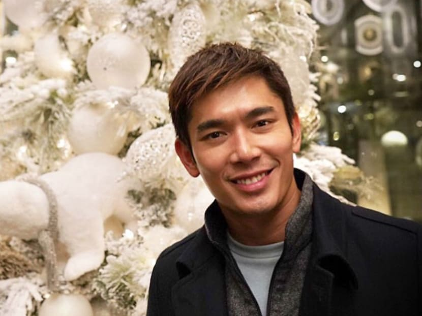 How Elvin Ng, Zoe Tay, Fann Wong and others celebrated Christmas