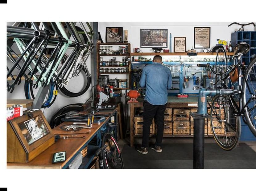 Business is booming for Singapore's bike retailers, but the picture isn't all rosy