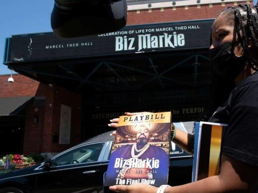 Funeral service for rapper Biz Markie held in New York