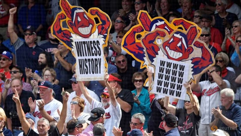 Baseball: Cleveland to drop 'Indians' name after 2021 season