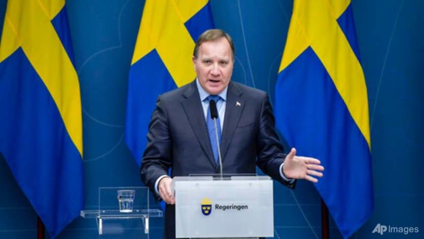 Swedish PM self-isolates as nation sees rising COVID-19 cases