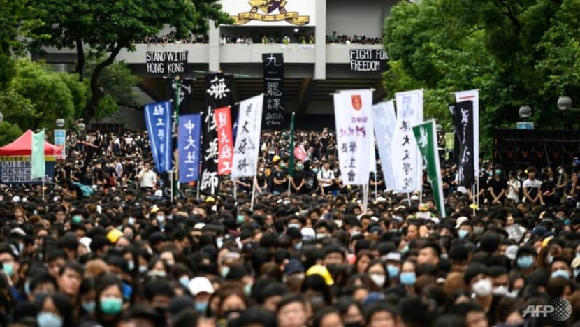 Hong Kong demonstrators now have no excuse for violence, says Chinese paper