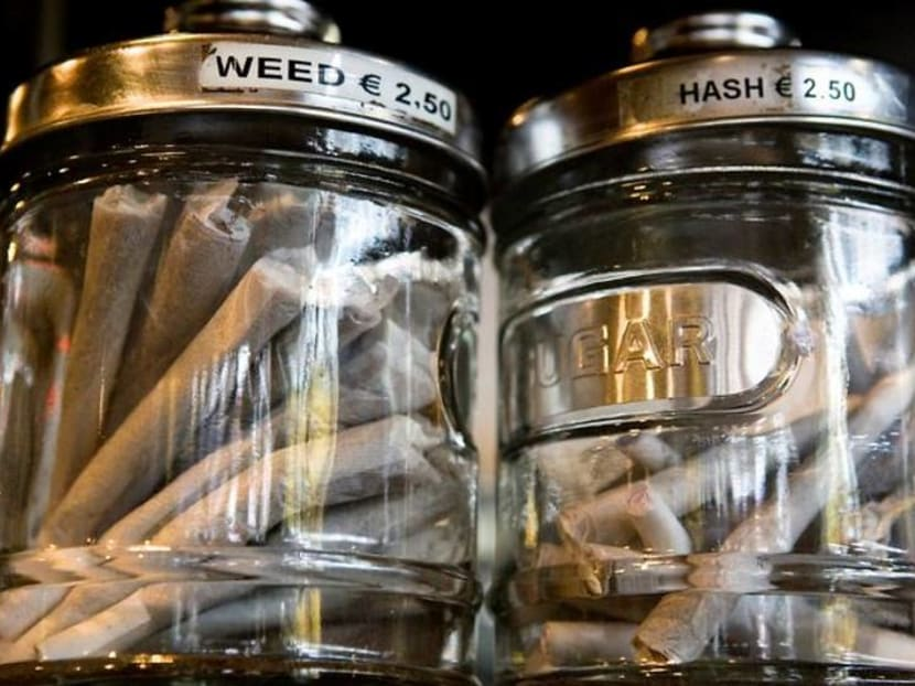 Wait, what? Dutch justice minister explains lockdown rules for weed