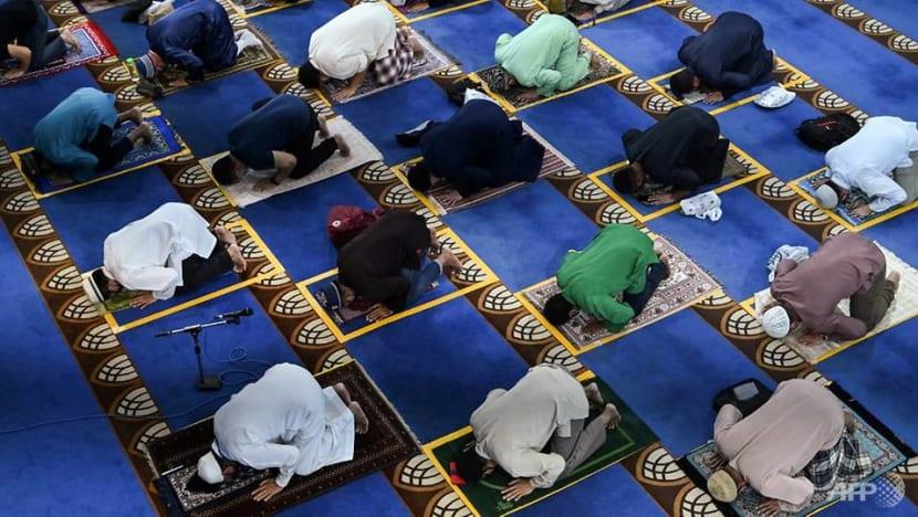 65 mosques to offer sessions for Hari Raya Haji prayers