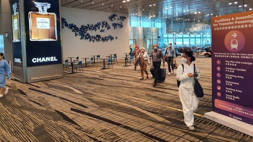 'Smooth and seamless' process for first passengers under vaccinated travel lane from Germany to Singapore