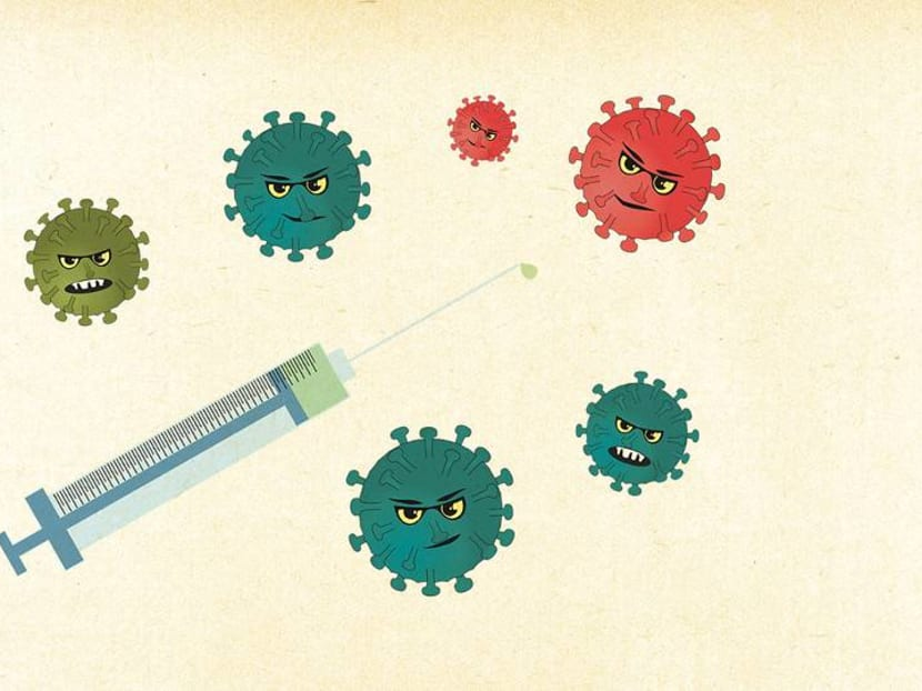 Are two flu shots better than one when travelling with family during flu season?