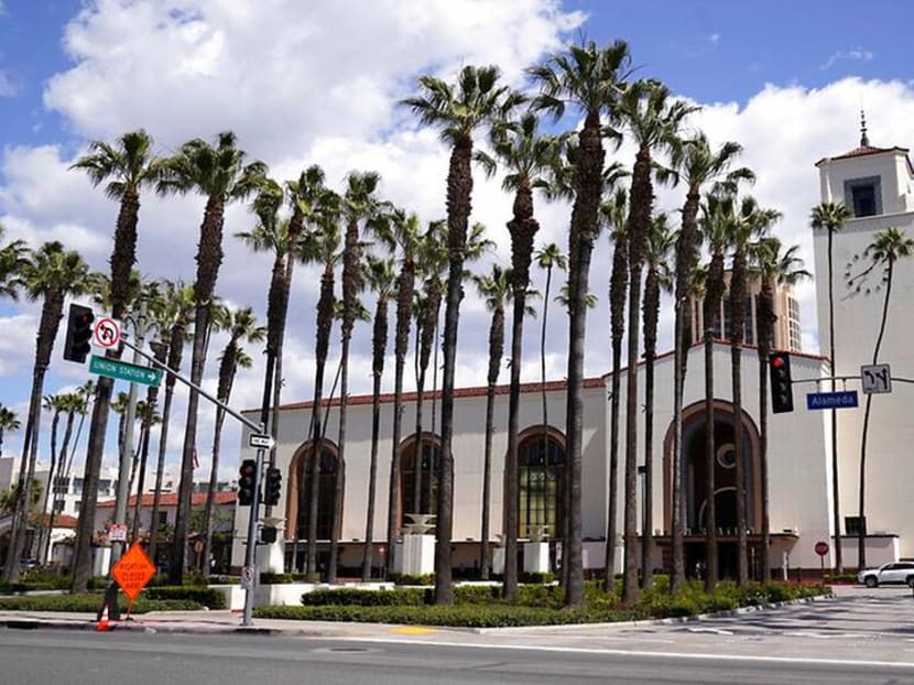 Los Angeles' Union Station books another starring role: The Oscars